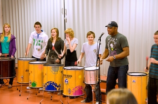 Workshop Braziliaanse Samba